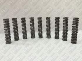 Комплект пружинок (9шт.) для экскаватор гусеничный HITACHI ЕХ400-3 (0451016)