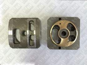 Распределительная плита для экскаватор гусеничный HITACHI ZX210-3 (2052073, 2052067)