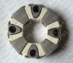 Эластичное соединение (демпфер) для экскаватор колесный HITACHI ZX210W (4700170, 4416605, FYB00000114, TH4416605, 4463993, FYB00000115, 4463994, 4455716, 4463992, 4702172, TH4463992)