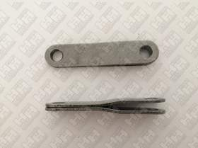 Рычаг шарнира распределительной плиты для экскаватор колесный HITACHI ZX220W-3 (9724756)