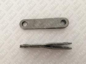 Рычаг шарнира распределительной плиты для гусеничный экскаватор HITACHI ZX330-3G (9724756)