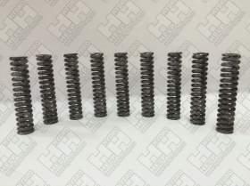 Комплект пружинок (9шт.) для экскаватор гусеничный HITACHI ZX470-3 (0451016)