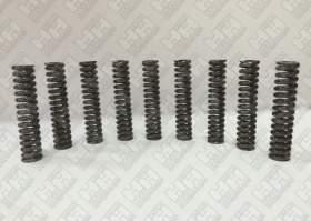 Комплект пружинок (9шт.) для экскаватор гусеничный JCB JS210 (LSP0109)