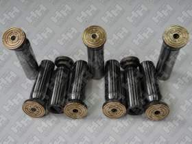 Комплект поршней (9шт.) для гусеничный экскаватор KOMATSU HB205LC (708-2L-33430)